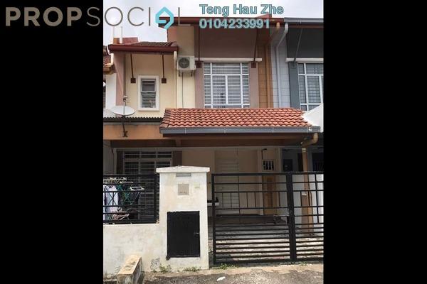 For Sale Terrace at Desira, Bandar Bukit Raja Freehold Fully Furnished 4R/3B 620k