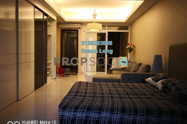 For Rent Condominium at Cliveden, Sri Hartamas Freehold Fully Furnished 1R/1B 1.6k