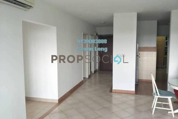 For Rent Condominium at Perdana Exclusive, Damansara Perdana Freehold Semi Furnished 3R/2B 1.65k