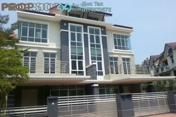 For Sale Semi-Detached at Fettes Park, Tanjung Tokong Freehold Semi Furnished 5R/5B 2.69m