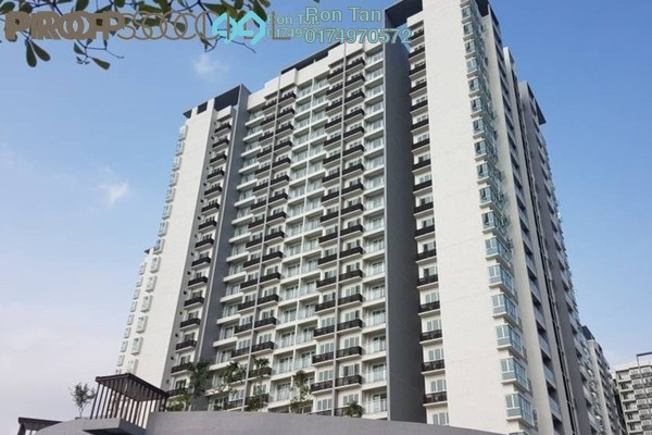 For Sale Condominium at Tropicana Bay Residences, Bayan Indah Freehold Unfurnished 3R/2B 965k