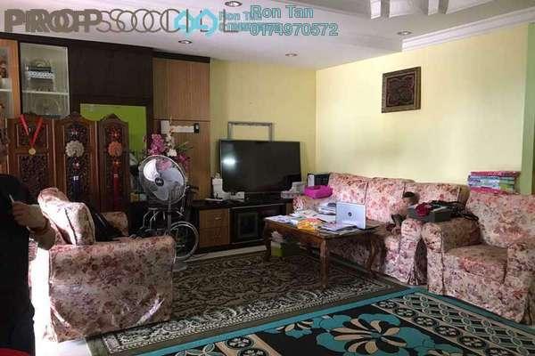 For Sale Terrace at Bandar Baru Perda, Bukit Mertajam Freehold Semi Furnished 4R/3B 620k