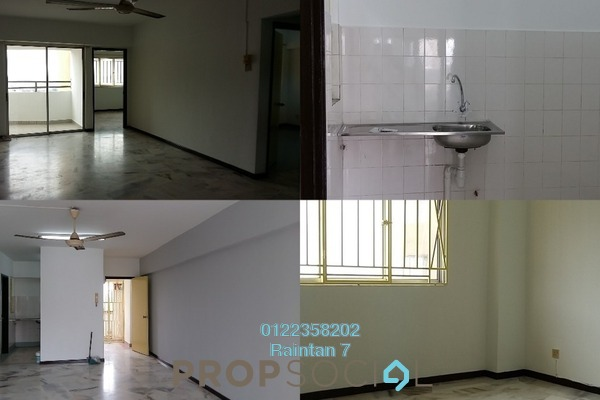 For Rent Condominium at Winner Heights, Desa Petaling Freehold Unfurnished 3R/2B 950translationmissing:en.pricing.unit