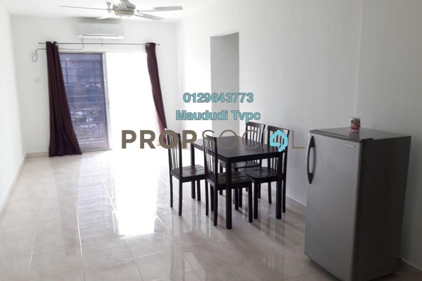 For Sale Condominium at Anggun Puri, Dutamas Freehold Semi Furnished 3R/2B 425k