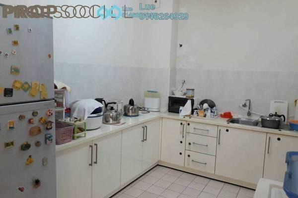 For Sale Terrace at Setia Impian, Setia Alam Freehold Semi Furnished 4R/3B 700k