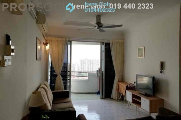 For Sale Condominium at N-Park, Batu Uban Freehold Fully Furnished 3R/2B 360k