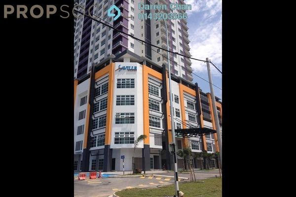 For Rent Condominium at Saville @ Kajang, Kajang Freehold Unfurnished 2R/2B 850translationmissing:en.pricing.unit