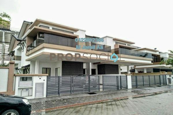For Rent Semi-Detached at Taman Villa Perdana, Kajang Freehold Unfurnished 5R/6B 5k