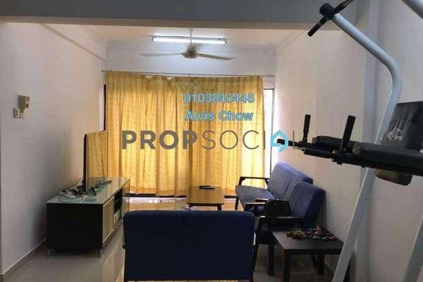 For Sale Condominium at Puncak Prima, Sri Hartamas Freehold Fully Furnished 3R/2B 620k