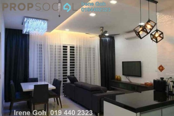 For Sale Condominium at Imperial Residences, Sungai Ara Freehold Fully Furnished 3R/2B 850k