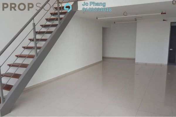 For Rent Duplex at Pinnacle, Petaling Jaya Freehold Unfurnished 1R/1B 3.5k