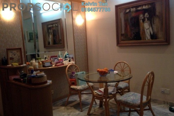 For Sale Apartment at Melati Apartment, Sungai Nibong Freehold Fully Furnished 3R/2B 430k