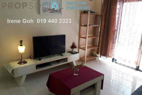 For Sale Condominium at Sunny Ville, Batu Uban Freehold Fully Furnished 3R/2B 590k
