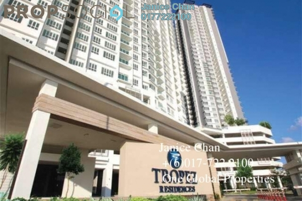 For Sale Condominium at Tropez Residences, Danga Bay Freehold Unfurnished 2R/2B 660k