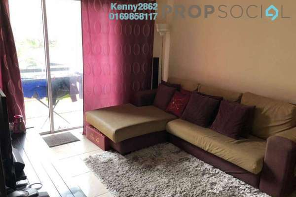 For Sale Condominium at Ketumbar Hill, Cheras Freehold Semi Furnished 3R/2B 460k