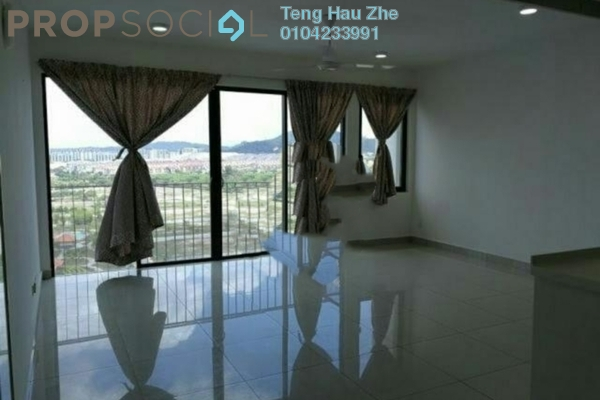 For Rent Condominium at Trefoil, Setia Alam Freehold Semi Furnished 0R/1B 950translationmissing:en.pricing.unit