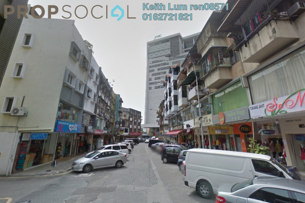For Rent Shop at Kenanga Wholesale City, Pudu Freehold Unfurnished 0R/1B 4k