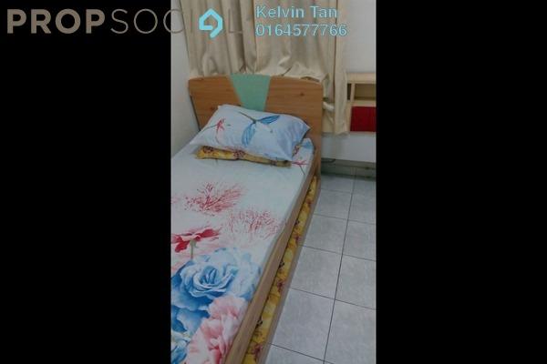 For Sale Condominium at BJ Court, Bukit Jambul Freehold Semi Furnished 3R/2B 255k