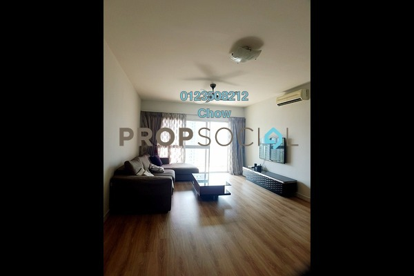 For Rent Condominium at Kiara Designer Suites, Mont Kiara Freehold Fully Furnished 3R/3B 3.8k