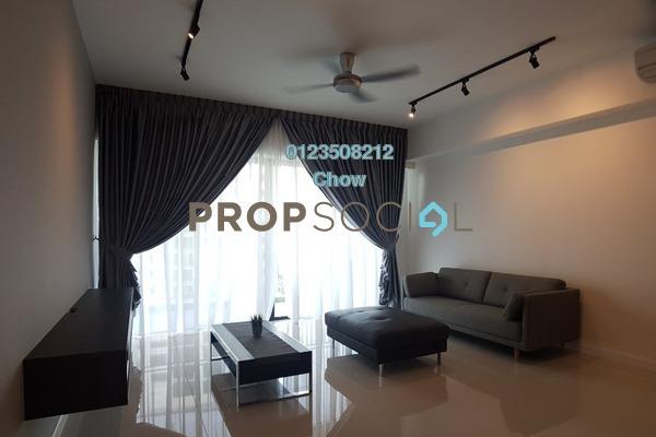 For Rent Condominium at Residensi 22, Mont Kiara Freehold Fully Furnished 3R/4B 7.3k