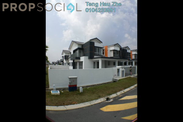 For Rent Terrace at Bandar Saujana Utama, Sungai Buloh Freehold Unfurnished 4R/4B 1.9k
