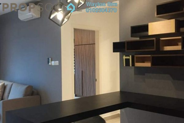 For Rent Condominium at Pearl Suria, Old Klang Road Freehold Fully Furnished 2R/2B 2.8k