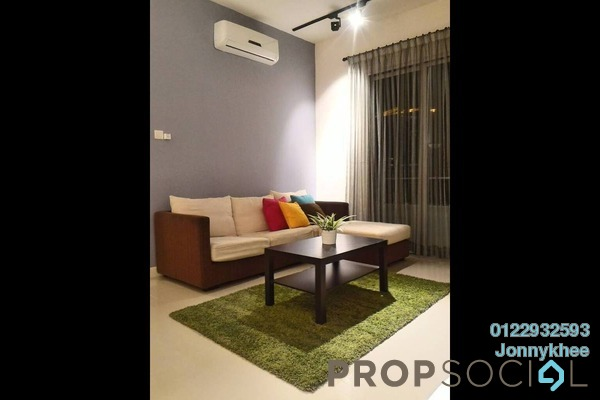 For Rent Condominium at Scenaria, Segambut Freehold Fully Furnished 4R/2B 2.3k