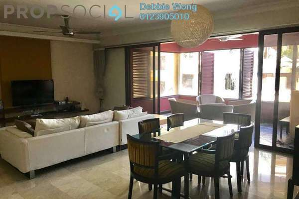 For Sale Condominium at Seri Duta I, Kenny Hills Freehold Fully Furnished 2R/3B 1.4m