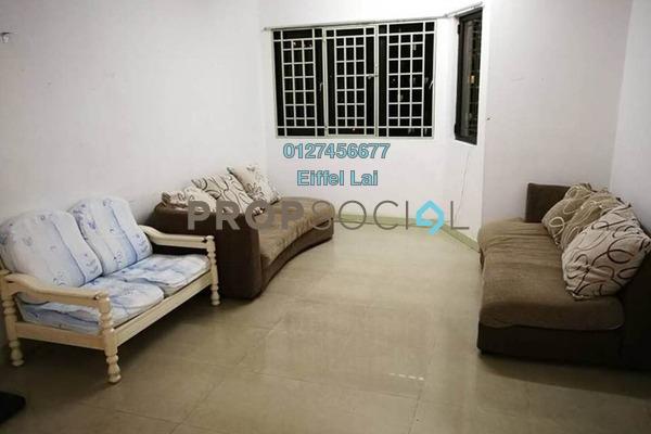 For Rent Condominium at Bayu Tasik 2, Bandar Sri Permaisuri Freehold Fully Furnished 3R/2B 1.4k