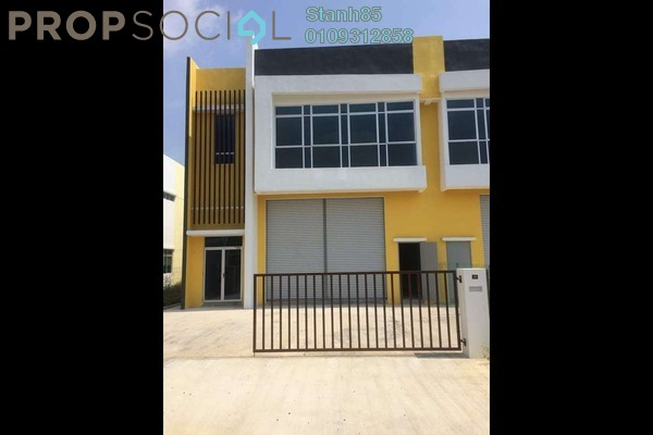 For Rent Factory at Taman Tasik Utama, Ayer Keroh Freehold Unfurnished 0R/4B 2.5k