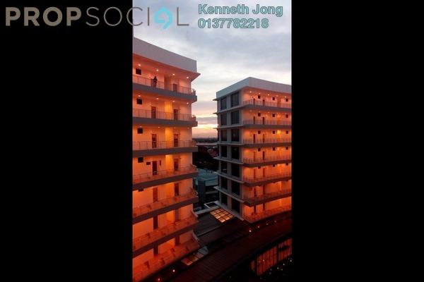For Rent Office at Gamuda Walk, Kota Kemuning Freehold Semi Furnished 0R/2B 2.8k