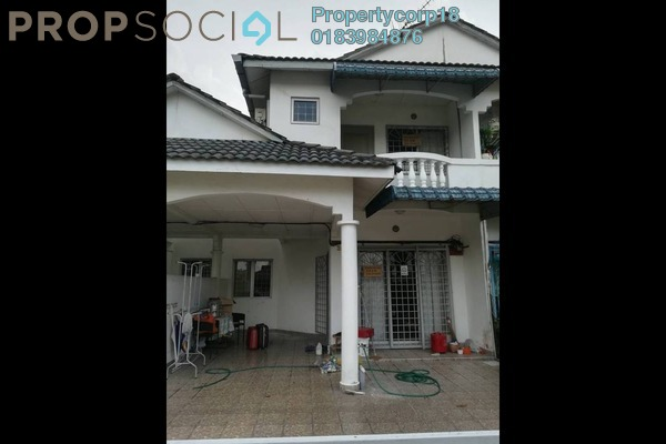 For Rent Terrace at Cheras Perdana, Cheras South Freehold Fully Furnished 4R/3B 1.5k