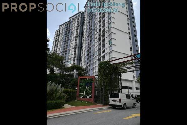 For Rent Condominium at Suasana Lumayan, Bandar Sri Permaisuri Freehold Unfurnished 4R/2B 2.5k