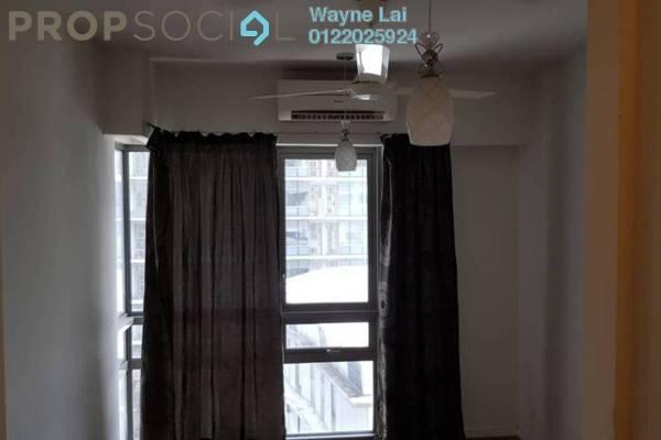For Rent Condominium at Cascades, Kota Damansara Freehold Semi Furnished 1R/1B 1.7k