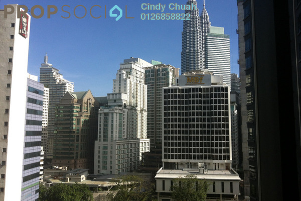 For Rent Serviced Residence at St Mary Residences, KLCC Freehold Fully Furnished 3R/3B 5.2k