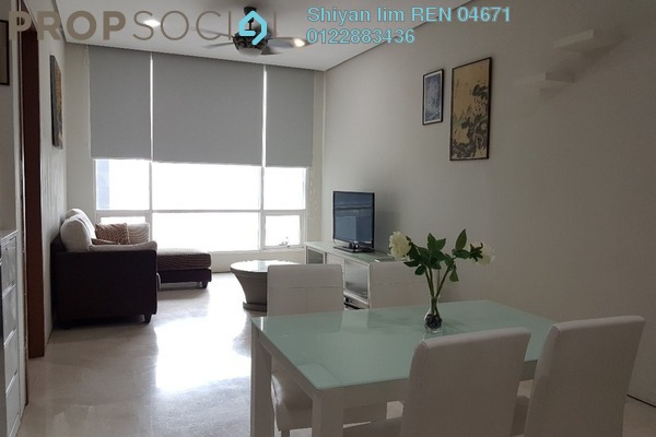 For Rent Condominium at Soho Suites, KLCC Freehold Fully Furnished 2R/1B 3.1k