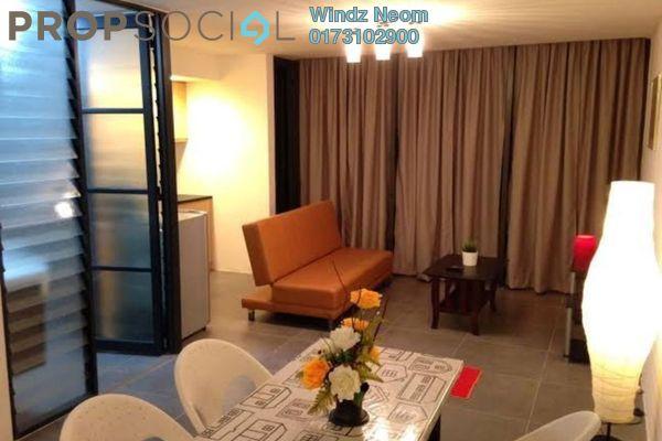 For Rent Condominium at Empire Damansara, Damansara Perdana Freehold Fully Furnished 1R/2B 1.5k
