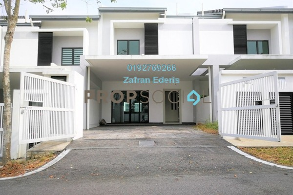 For Sale Terrace at Delfina, Nilai Impian Freehold Unfurnished 4R/3B 520k