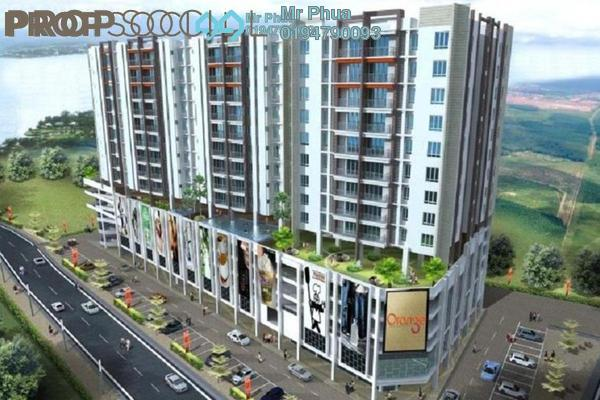 For Sale Condominium at Orange 3, Butterworth Freehold Unfurnished 4R/2B 485k