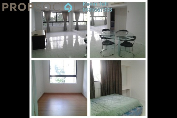 For Rent Condominium at Mont Kiara Pines, Mont Kiara Freehold Fully Furnished 2R/2B 2.8k