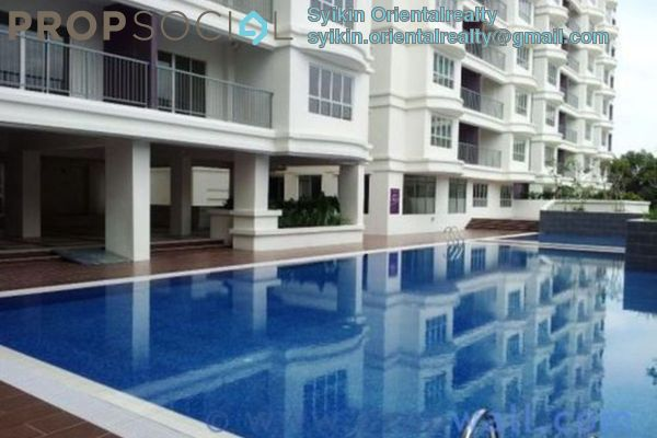 For Sale Condominium at Suri Puteri, Shah Alam Freehold Unfurnished 3R/2B 400k