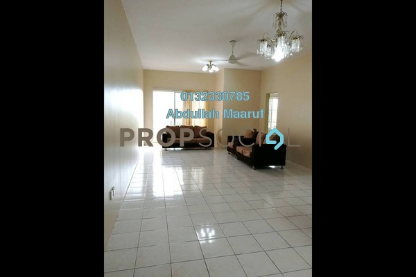 For Rent Apartment at Merdeka Villa, Ampang Freehold Semi Furnished 3R/2B 1.2k