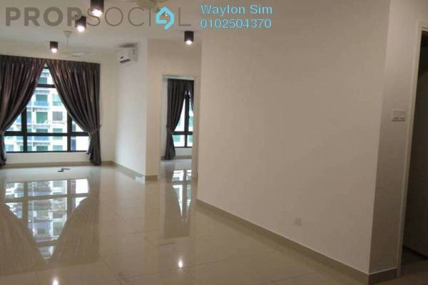 For Sale Condominium at Pearl Suria, Old Klang Road Freehold Semi Furnished 3R/2B 700k