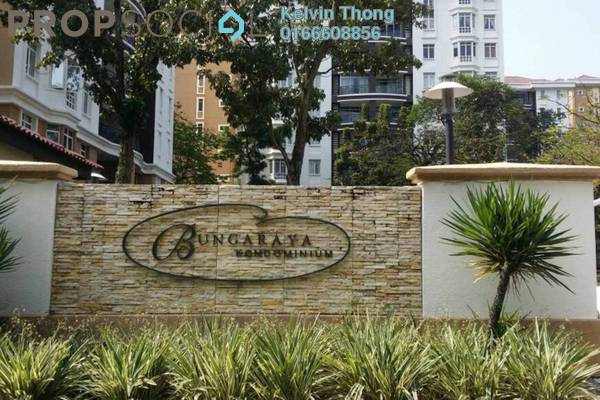 For Rent Condominium at Bungaraya Condominium, Saujana Freehold Semi Furnished 3R/2B 2.5k
