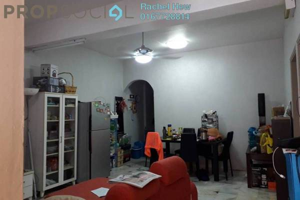 For Sale Apartment at Taman Lembah Maju, Pandan Indah Leasehold Semi Furnished 2R/1B 230k