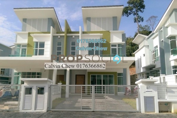 For Sale Semi-Detached at Greenhill Residence, Shah Alam Freehold Unfurnished 5R/0B 638k
