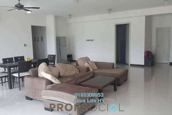 For Sale Condominium at BayStar, Bayan Indah Freehold Fully Furnished 5R/4B 1.68m