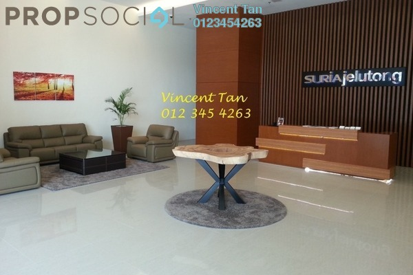 For Rent SoHo/Studio at Suria Jelutong, Bukit Jelutong Freehold Fully Furnished 1R/1B 1.2k