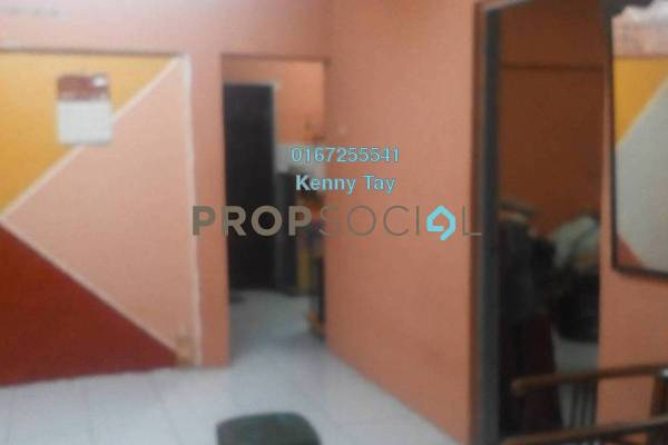 For Sale Condominium at Pelangi Magna, Kepong Freehold Semi Furnished 3R/2B 200k
