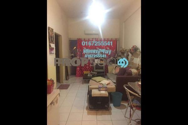 For Sale Condominium at Plaza Sinar, Segambut Freehold Semi Furnished 2R/1B 245k